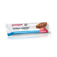 SPONSER Cereal Energy Bar 20x 40g, Erdbeere
