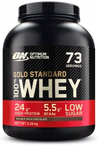 OPTIMUM NUTRITION 100% Whey Gold Standard, Dose 2,2kg