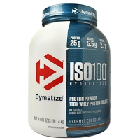 DYMATIZE ISO100 Hydrolized Whey Protein Isolate